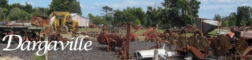 Kaipara Vintage Machinery Club